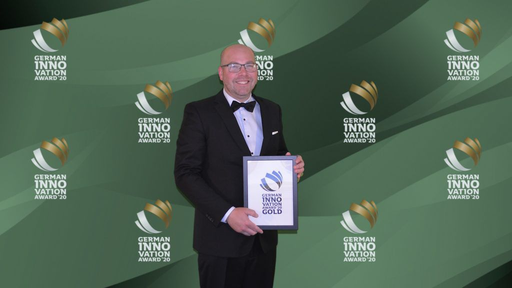 Ekkono wins German Innovation Award 2020