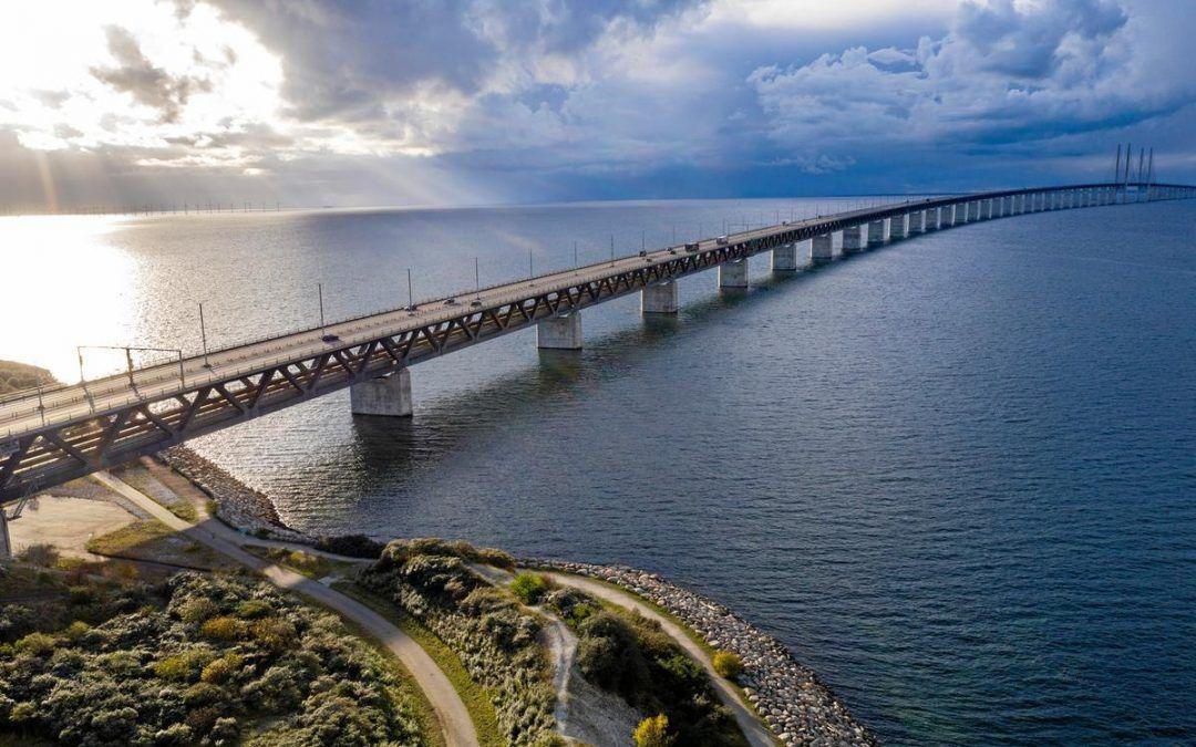 Ekkono and Acobia Predict Maintenance on Öresundsbron
